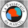 La Passerelle de Marcel - Logo
