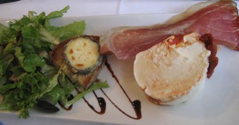 La Cigale - Salade de M. Seguin