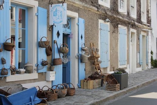 Noirmoutier - Rue