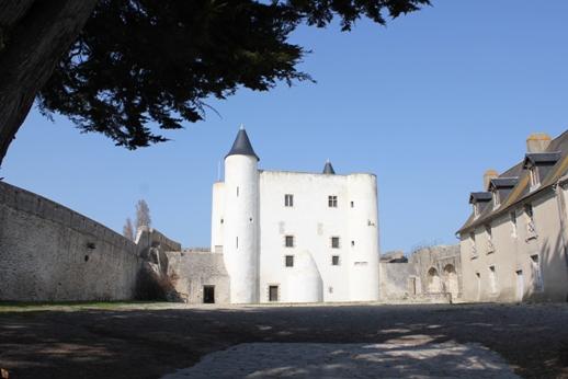 Noirmoutier - Château