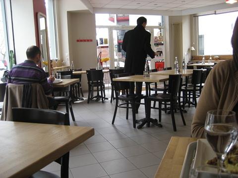 Chez Hugo - Salle