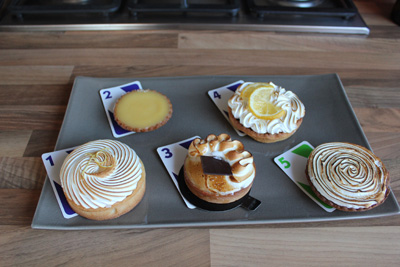 Crash Taste1 : Les tartes aux citrons (suite et fin)