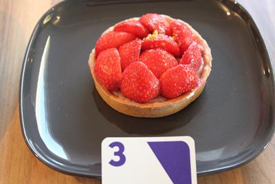 Tarte 3 : La Petite Boulangerie