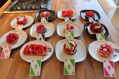 Crash Taste 2 : Les tartes aux fraises