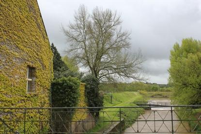 Oudon - Vue du pont