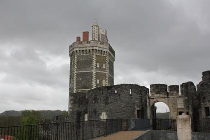 Oudon - La tour