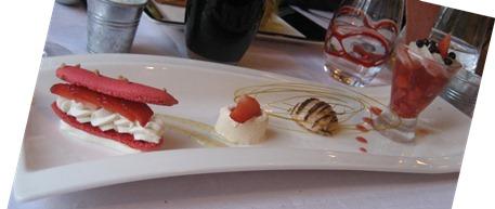 Le Restaurant du Pont - Fraises