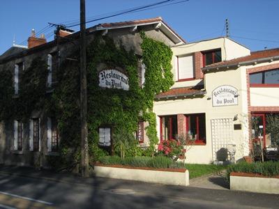 Le Restaurant du Pont - Extérieur