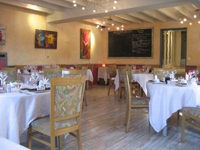 Le Restaurant du Pont - Salle