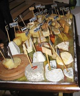 Le Restaurant du Pont - Fromage