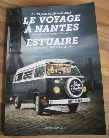 Le Voyage à Nantes - Programme