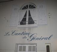 La cantine du général