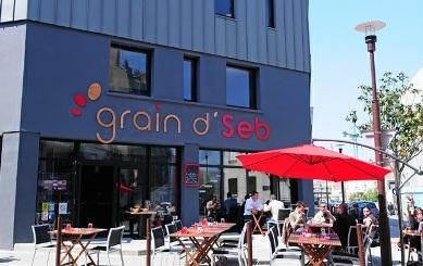 Le Grain d'Seb - Terrasse