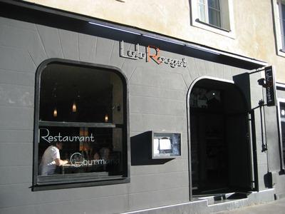 Lulu Rouget - Devanture