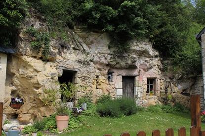 Maison Troglodyte