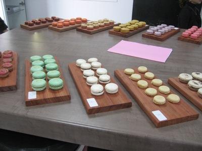 Concours du meilleur macaron Nantais