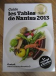 Guide Les Tables de Nantes 2013