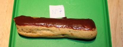 Eclair 7 : Boulangerie de Marie et Thierry Charrier - 1,4€