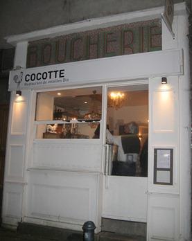 Cocotte - Décor