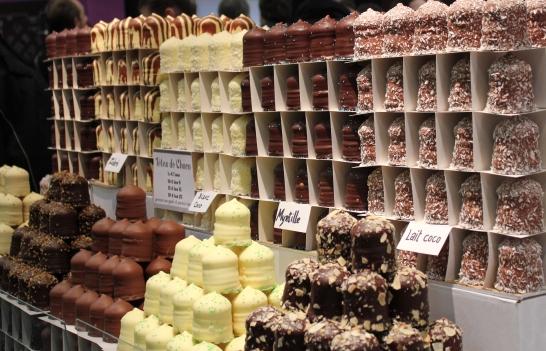 salon du chocolat de nantes