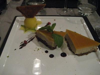 Song Saveurs & Sens - Dessert