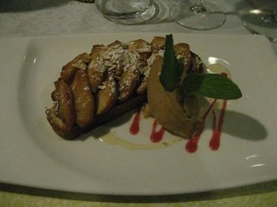 L'Abelia - Dessert