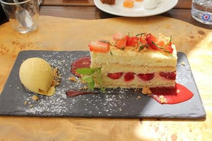 Auberge de la Gaillotière - Dessert